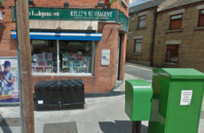 Gardaí searching for man after armed robbery of Dublin post office