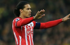 Liverpool end interest in Van Dijk and apologise after row with Southampton