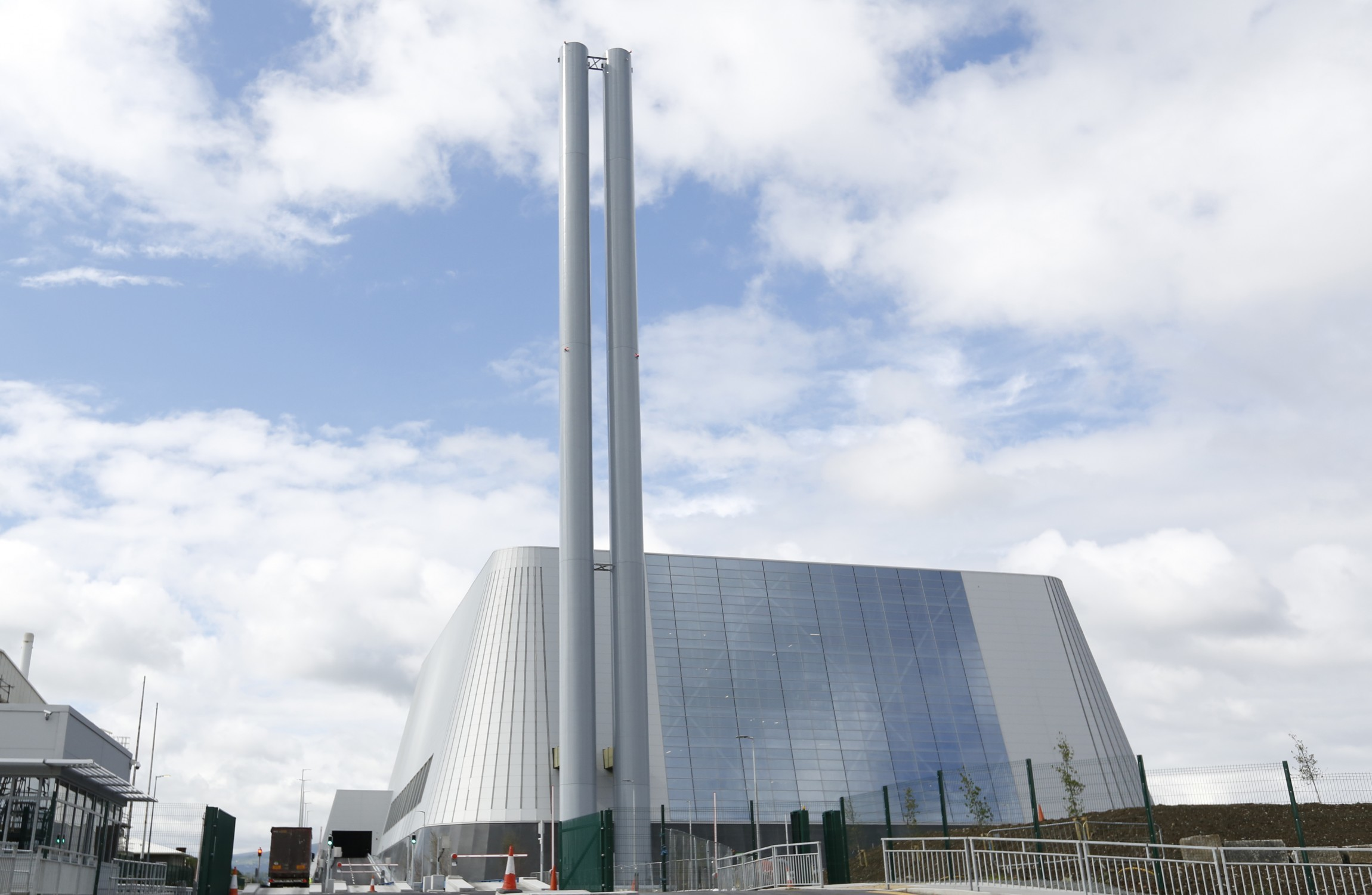 Eleven hospitalised after 'concerning' incident at Poolbeg Incinerator