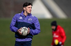 Munster's Greg O'Shea named in Ireland squad for Grand Prix series trip to Poland