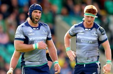 Connacht handed tough draw in next season's Challenge Cup
