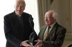 Co-founder of Concern, Father Jack Finucane, dies aged 80