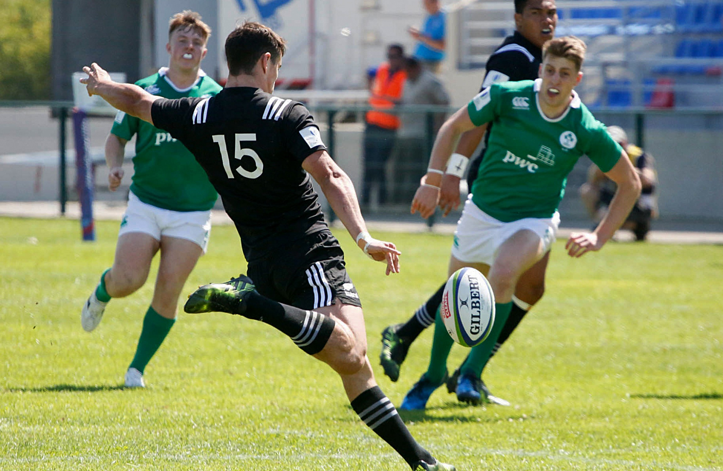 New Zealand under 20's into World Championship semi-finals