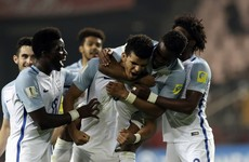 Liverpool's new striker fires England into the U20 World Cup final