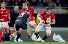 Gatland wants O'Mahony to bring out the 'Munster mongrel' on his first Lions start