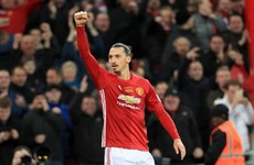 Despite his 28-goal debut campaign, Man United are expected to let Zlatan Ibrahimovic go