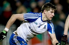 Hughes included in Monaghan panel while Cavan start 2 newcomers for Ulster clash