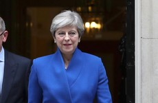 Theresa May says she'll form minority government with 'friends and allies' in the DUP