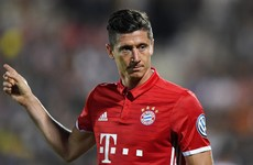 Lewandowski blames team-mates for costing him Bundesliga top scorer award