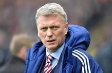 Moyes fined for telling reporter she 'might get a slap, even though you're a woman'