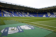 Birmingham City sign 16-year-old defender from St Pat's