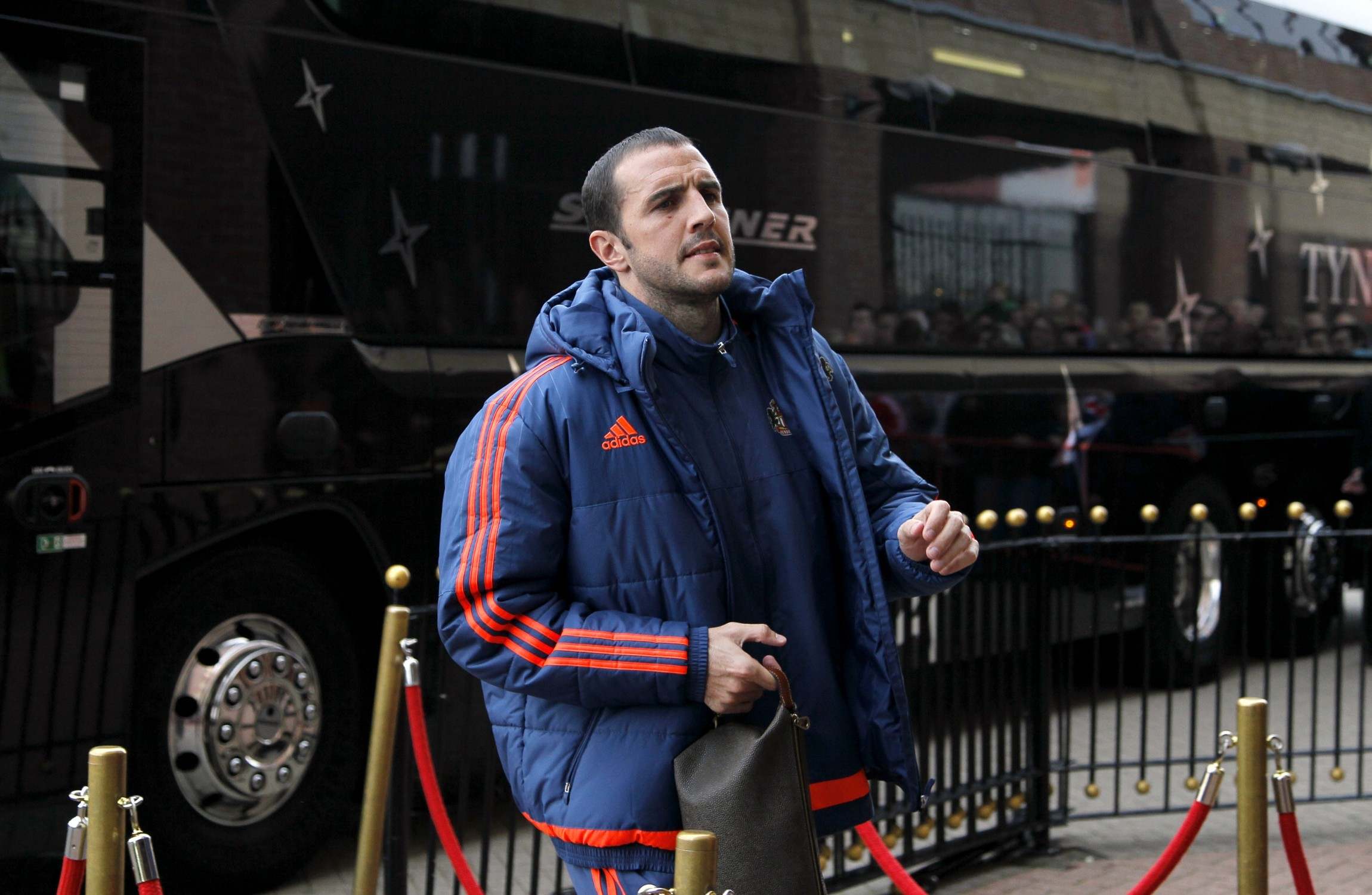 John O'Shea's Sunderland future up in the air
