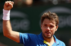 Wawrinka ends Murray's French Open challenge to book final spot after five-set thriller