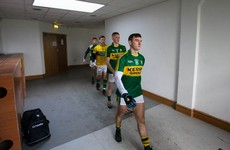 5 changes for Kerry from league final victory as O'Donoghue, Enright and Maher return