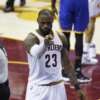 LeBron and Cavs refuse to be swept as they bite back in record-setting game 4