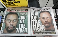 Tiger told police he took Xanax on night of arrest, according to the Golf Channel
