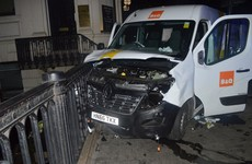 London attack: Men 'tried to use 7.5 tonne lorry'