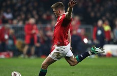 Another step in the right direction - Farrell positive after Lions win