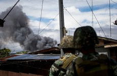 US special forces move in to help Philippines rid city of Islamic State