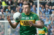 Brendan O'Sullivan to start for the Kerry junior footballers in Munster semi-final