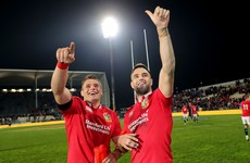No surprises from the Lions' 'washing machine' but a major step forward