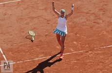 Unseeded Jelena Ostapenko stuns Simona Halep to win French Open