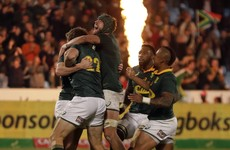 New-look Springboks ease pressure on Coetzee with win over France