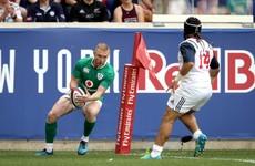 Earls a class apart as Ireland run in 9 tries against USA