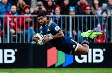Three All Blacks in Highlanders side to face Lions in Dunedin