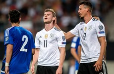 Löw unhappy with German fans for jeering their own player over diving controversy