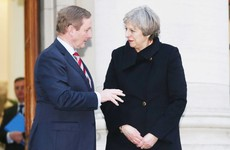 Kenny raises Good Friday Agreement concerns with May over DUP deal