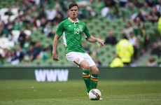 Burnley defender Kevin Long handed shock start for Ireland-Austria game