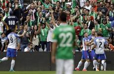 US captain Michael Bradley scores filthy long-range chip against Mexico