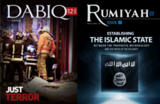 Irish internet users show increasing interest in Islamic State propaganda magazines