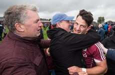 'I'm just absolutely delighted I came back' - a Galway championship return after 34 months