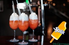 A Galway bar have created a cocktail based on the HB Super Split ice pops