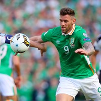 How Daryl Murphy put aside bad news at club level to produce his most influential display in a green jersey