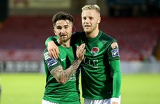 Preston-bound defender on target as Cork City claim first Munster Senior Cup since 2008