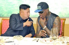 Dennis Rodman thinks Trump is 'pretty happy' he's going back to North Korea