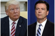 Secret Service says it has no tapes of Trump's Comey conversations