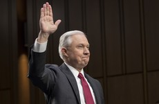 'Detestable and appalling lie': Jeff Sessions testifies on Russian links to US election