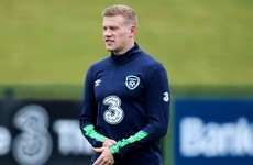'It would be a sea of green' - McClean on prospect of Ireland and Northern Ireland qualifying for World Cup