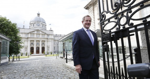 Leo Varadkar officially takes charge as Ireland's prime minister