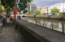 Man arrested after alleged daylight stabbing in Dublin city-centre