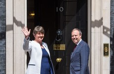 Peace process 'under stress' by a Tory-DUP government - but May isn't worried