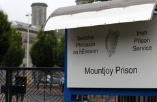 Convicted criminal climbed on roof of Mountjoy Prison and stripped naked