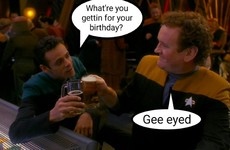 How 'Roddy Doyle's Star Trek' became one of the best Irish Facebook pages of 2017