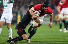 Carter and O'Gara make the case for 'world class' O'Brien to start first Test
