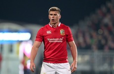 Major concern for the Lions as Owen Farrell drops out of Maori game injured