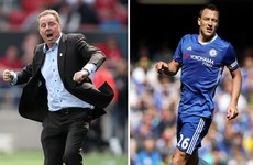Harry Redknapp has offered John Terry the chance to join him at Birmingham